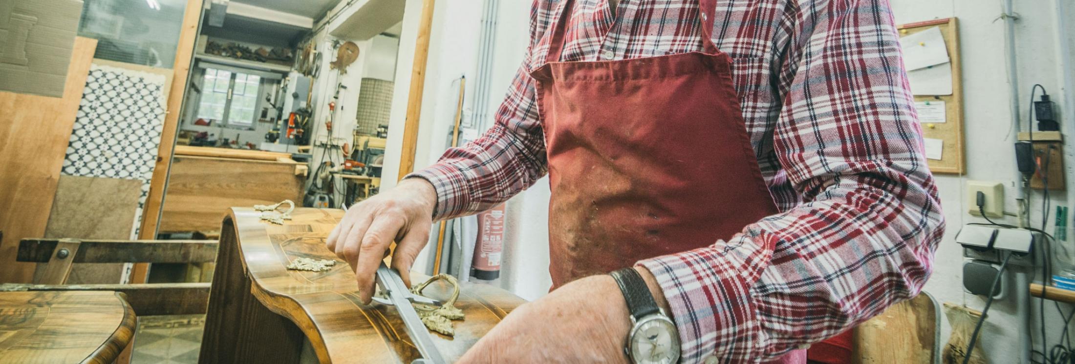 Beer Restaurierung | Fachgebiete