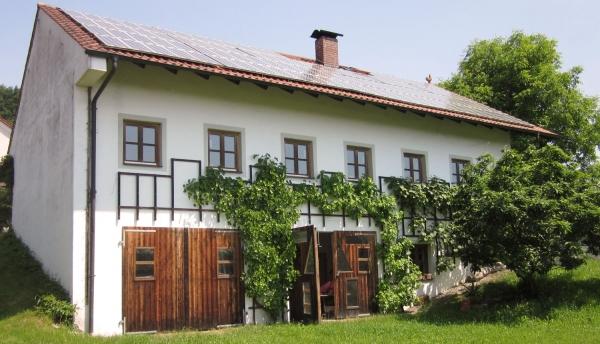 Restaurierung Beer in Zolling - Gemeinde Auerbach, Niederbayern