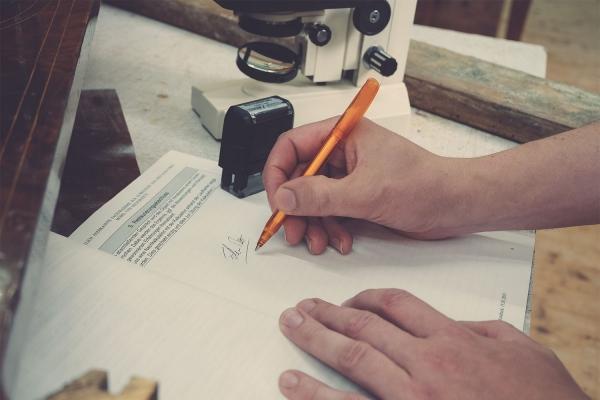 Schriftliche Gutachten im Bereich Restaurierung | Fabian Beer München